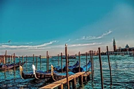 - Venice and its gondolas• rkebbi.com | Pictures of Venice | Scoop.it