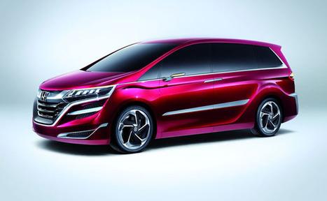 Honda estreia Concept M na China   Mundo automóvel   Scoop.it