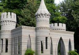 3D House Concrete Printer News | Digital engineering | Scoop.it