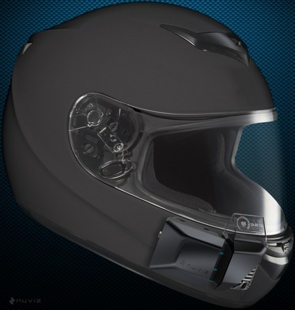 Ride:HUD brings head-up display tech to existing motorcycle helmets | Moto Riding Gear | Scoop.it