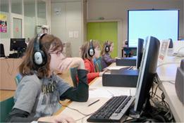Création d'un livre audio numérique par les enfants (Lyon) | Echanges Langues Education | Scoop.it