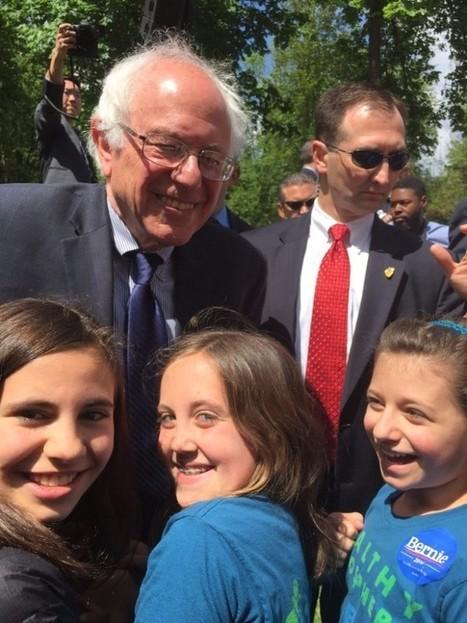 Bernie and our Youth Plaintiffs | GarryRogers Biosphere News | Scoop.it