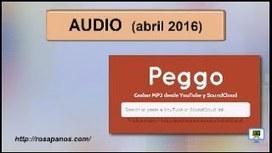 PEGGO (actualizado) - YouTube | Educacion, ecologia y TIC | Scoop.it