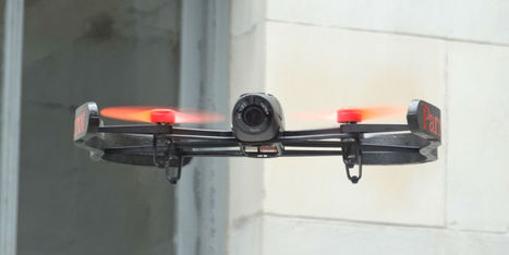 Parrot's New Bebop Drone Wants to Be Your Eyes in the Skies - Gizmodo | DailyDrones | Scoop.it