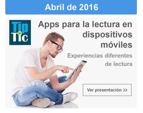 Tip de TIC - Abril 2016 | Tip de TIC | Scoop.it