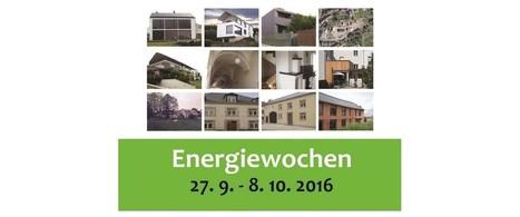 Semaines de l'énergie du 27.09 - 8.10.2016: Visites de maisons écologiques | Le flux d'Infogreen.lu | Scoop.it