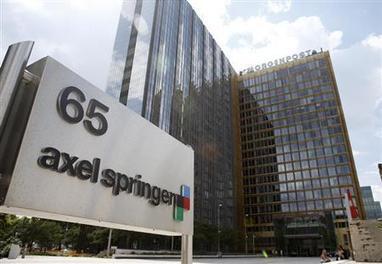 Axel Springer aurait vendu une partie de ses magazines en France | Media today | Scoop.it