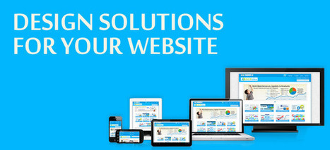 Design Solutions for Your Website | Technology | Scoop.it