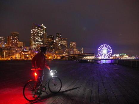 Orfos creates a force field of light around your bike - CNET   starke Neodym Magnete im Magnetshop günstig kaufen ?   Scoop.it