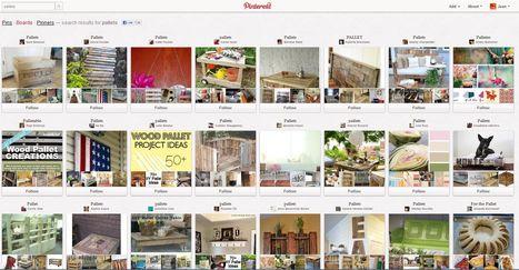 La folie des palettes aussi sur Pinterest | Palettes | Scoop.it
