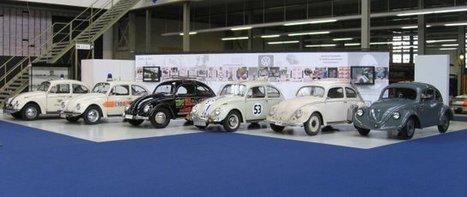 Expo Coccinelle à Autoworld (Actualité auto) | Volkswagen Beetle | Scoop.it