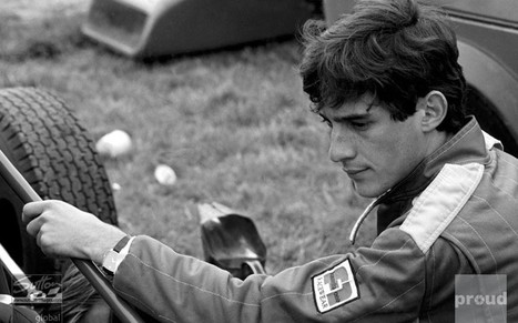 Ayrton Senna in pictures - Telegraph | The Art of Photography | Scoop.it