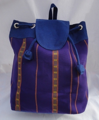 Hill Tribe Cotton Back Pack | Jewelry Making & Beginning Stain Glass | Scoop.it