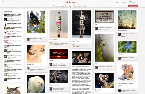 Pinterest Hits 11 Million UMVs (and 8 Tips for Brands) | Public Relations & Social Media Insight | Scoop.it