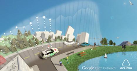 Street View : les voitures de Google partent à l'assaut de la qualité de l'air | SandyPims | Scoop.it