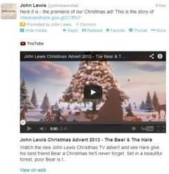 M&S vs John Lewis – Battle of Christmas Ads | Business Studies | Scoop.it