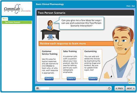 Designing Healthcare Training Courses with Articulate Storyline | Articulate Storyline tutorials | Scoop.it