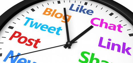 Don't Waste Your Time: 6 Ways to Be More Efficient on Social Media | Social Media Useful Info | Scoop.it
