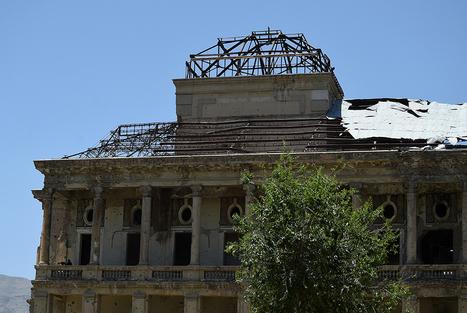 Restoration starts at Kabul's war-battered palace | Heritage in danger (illicit traffic, emergencies, restitutions)-Patrimoine en danger | Scoop.it