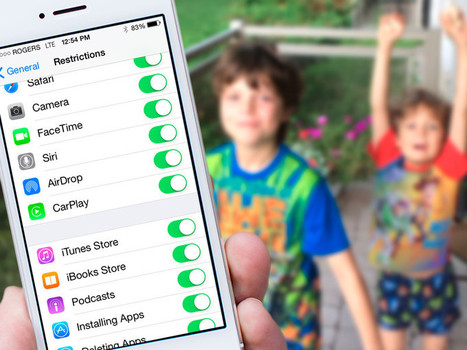 How to use parental controls on iPhone and iPad: The ultimate guide | Interventions and Supports | Scoop.it
