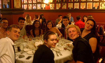 Blue Star Winners in NYC: Dinner at Sardi's and a Broadway Show | Starlight | OffStage | Scoop.it