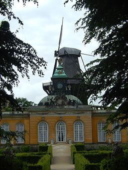 Visite du château de Sanssouci à Potsdam | Allemagne tourisme et culture | Scoop.it