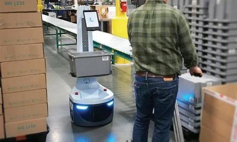 How Locus Robotics Plans to Build a Successor to Amazon's Kiva Robots | tecnext | Scoop.it