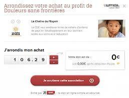 Happyview.fr joue le jeu de l'arrondi solidaire !   Happymag   Happy Mag   Scoop.it