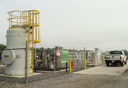 Bio-Gas Waste Treatment System Installs  Remote Fuel Station for Fleet | Green Energy Technologies & Development | Scoop.it