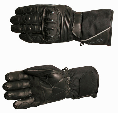 Weise Lima gloves have the fit, feel and features for winter | Motorcycle Industry News | Scoop.it
