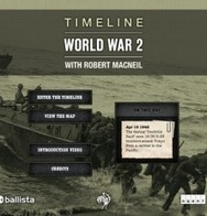 Timeline World War 2 | Best Apps for Kids : reviews, news and ... | HSIE Apps | Scoop.it