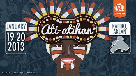 Festival facts: Sinulog, Ati-Atihan, and Dinagyang | Rappler | Asie | Scoop.it