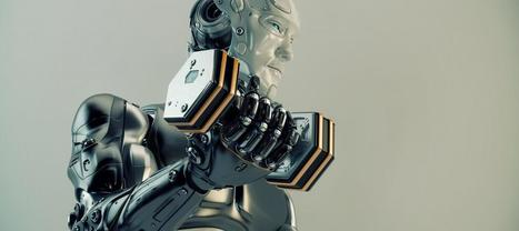 Next up for robots: Synthetic muscle | Post-Sapiens, les êtres technologiques | Scoop.it