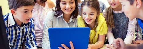 5 Ways Digital Tools Are Transforming the Education Space | Edtech PK-12 | Scoop.it