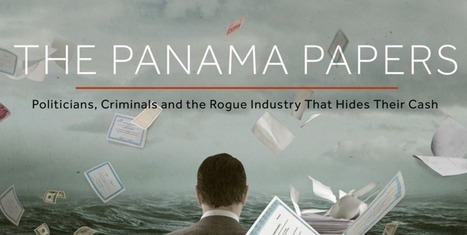 Inside the Panama Papers: How Cloud Analytics Made It All Possible   Corporate Challenge of Big Data   Scoop.it