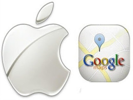 Geoinformación: Google Maps para iPhone disponible en la App Store | #GoogleMaps | Scoop.it