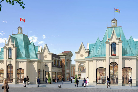 Ground breaks on new luxury outlet mall near Vancouver airport | Fashion Luxury and e commerce | Scoop.it