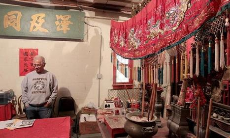 Historic Chinese temple in Bakersfield, CA. at a crossroads | Chinese American history | Scoop.it