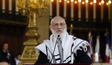 Divorce polémique au Consistoire de Paris | grand rabbin de paris | Scoop.it