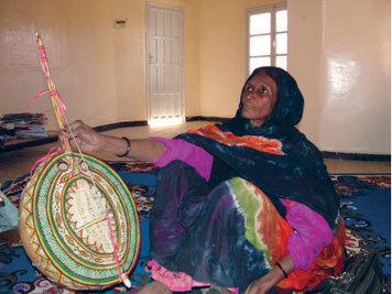 L'Imzad touareg sauvé de la disparition   El Watan   Kiosque du monde : Afrique   Scoop.it