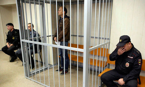 Greenpeace activists denied bail by Russian court considering piracy charge | Sustain Our Earth | Scoop.it