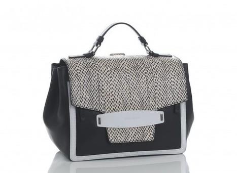 Contemporary Handbags In Corsoundici Spring-Summer 2015 Collection | Fashion | Scoop.it