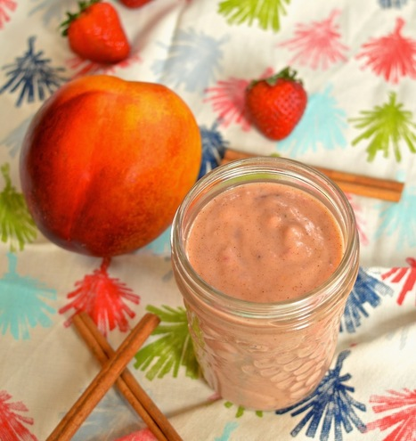 Pure and Simple Nourishment : Summer Fruit Medley Smoothie (Paleo, GAPS, AIP, SCD, Smoothies, Gelatin)   Mobile Tech For Business   Scoop.it