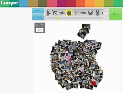 GetLoupe: Crea geniales collages utilizando las fotos de Facebook, Twitter, Instagram …   Roxy<3 Editions   Scoop.it
