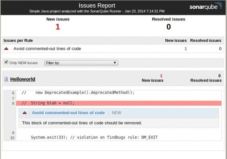 SonarQube™ » Three options for pre-commit analysis | Software Quality - SonarQube by SonarSource | Scoop.it
