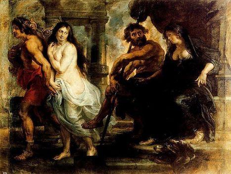 Aquella temporada en el infierno. Un vistazo a los inframundos literarios (I) | Mitología clásica | Scoop.it