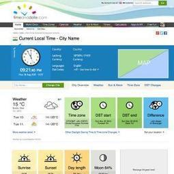 Current local time in Australia – Western Australia – Perth   CheckThisOut   Scoop.it