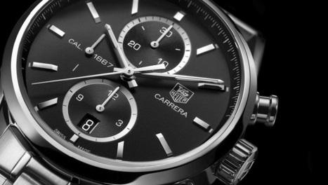 C'est le grand jour pour la montre connectée Tag Heuer | Gadgets - Hightech | Scoop.it