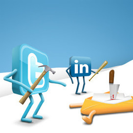 Advanced Social/Media Services: 5 Steps to a Compelling Social Media Identity | education | Scoop.it