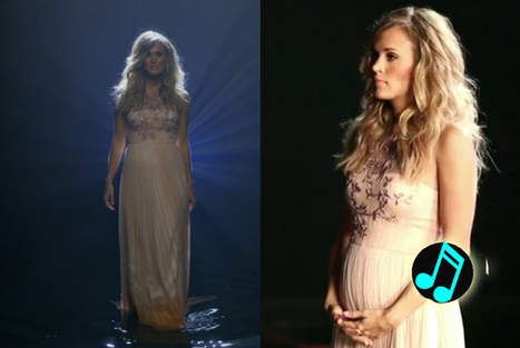 Carrie Underwood Teases Something In The Water Music Video—Watch Now!   News on Knotch   Scoop.it
